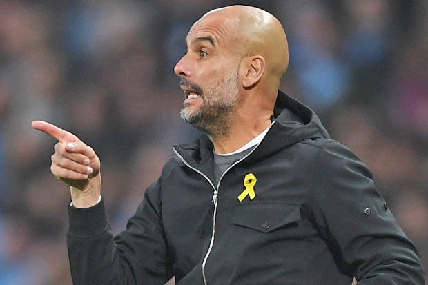 Pep Guardiola 695100 - Guardiola: Playing at Old Trafford does not scare me