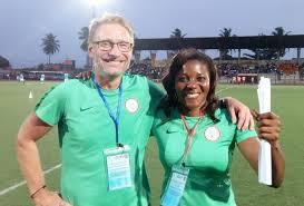 Falcons coach - Falcons coach, Madu wants WAFU Cup as Birthday gift