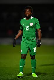 simon - Moses: Nigerians should be proud of our performance