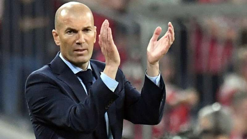 zidane 2 - Official: Zidane Returns to Coach Real Madrid Till 2022