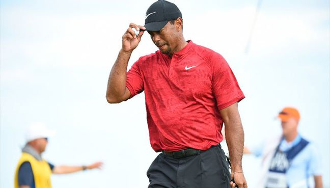 tiger woods afp - Woods allays injury fears ahead of The Players
