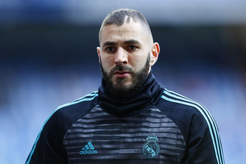 Benzema - Bale, Benzema join Hazard on the sidelines ahead of Spanish Super Cup