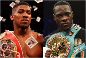 joshua wilder 4 300x203 - Wilder Gets $100m Deal to Fight Anthony Joshua
