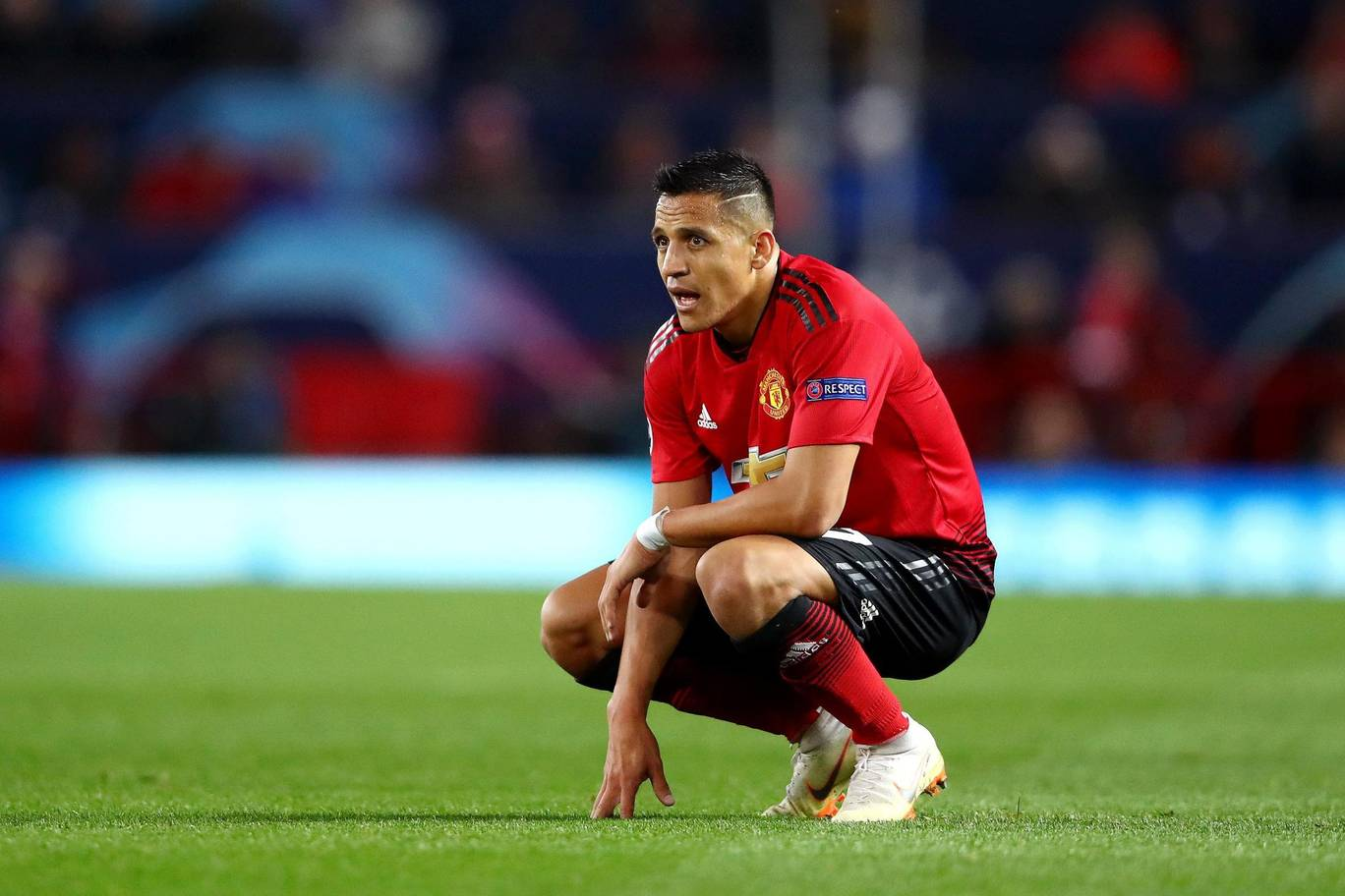 alexissanchez1311 - Manchester United to loan out Sanchez