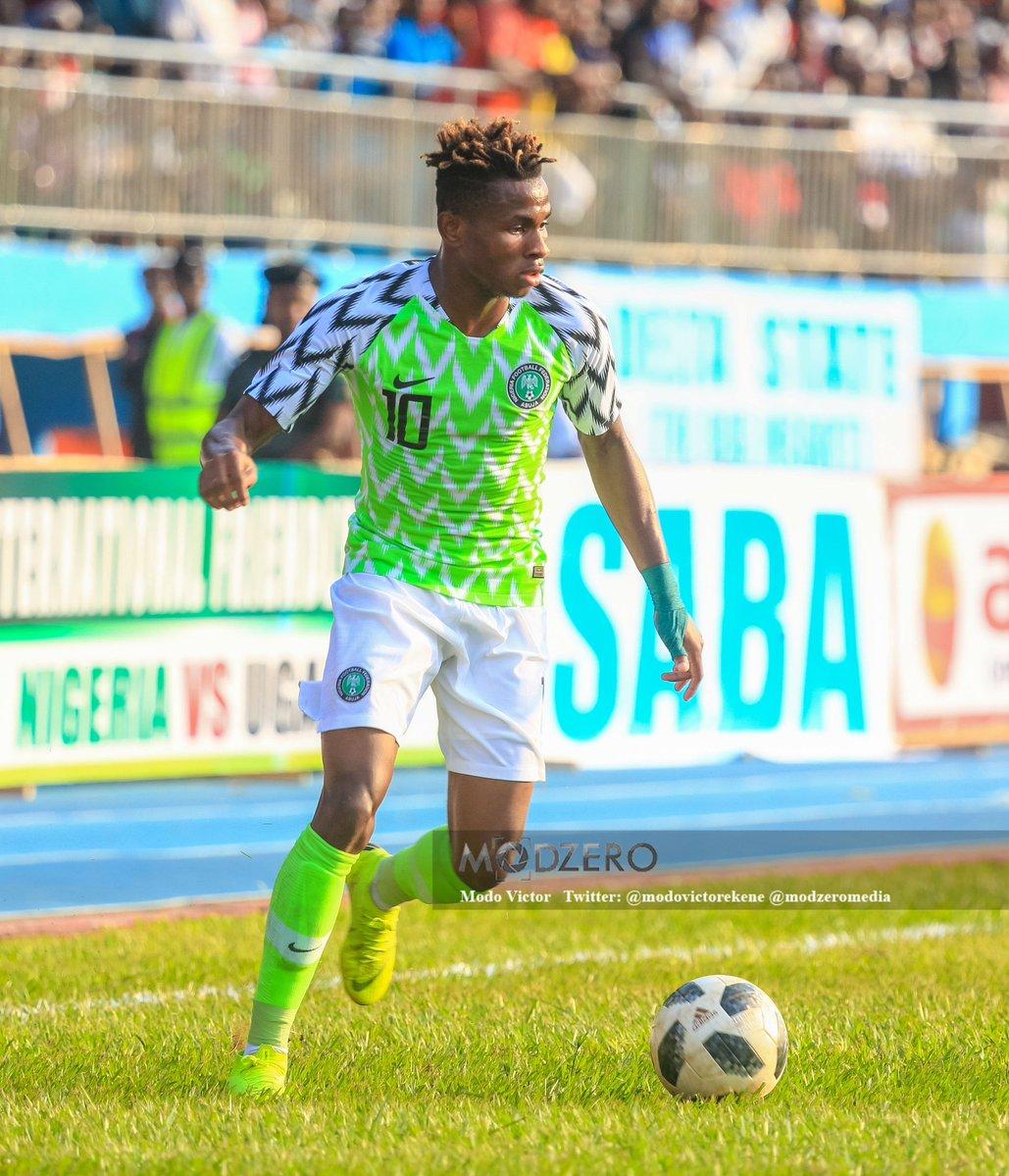 chukwueze2 - Chukwueze: Eagles battle-ready against South Africa
