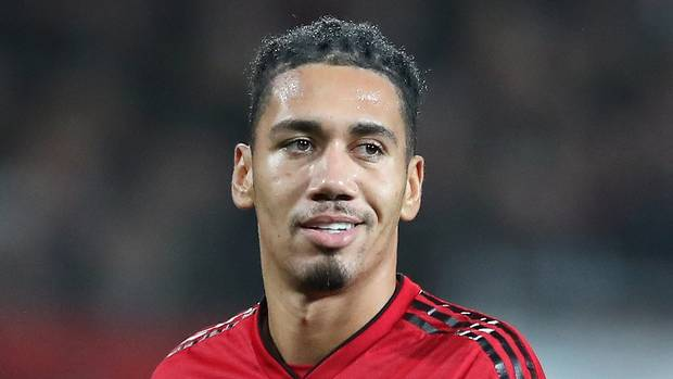 Arsenal have made an offer for Manchester United defender Chris Smalling