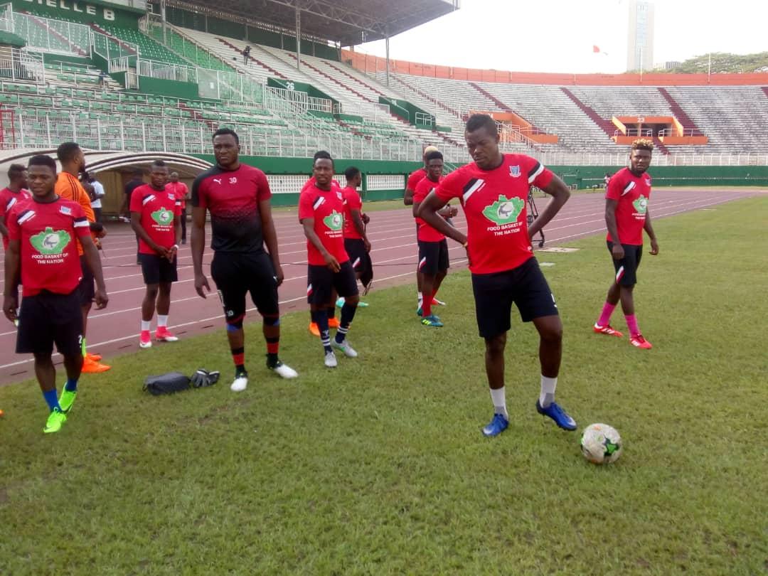 lobistars - CAF Champions League: Mamelodi Sundowns thrash Lobi Stars 3-0, seal passage to quarter finals