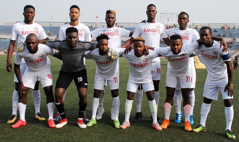 rangers - Rangers draw Salitas in Ouagadougou