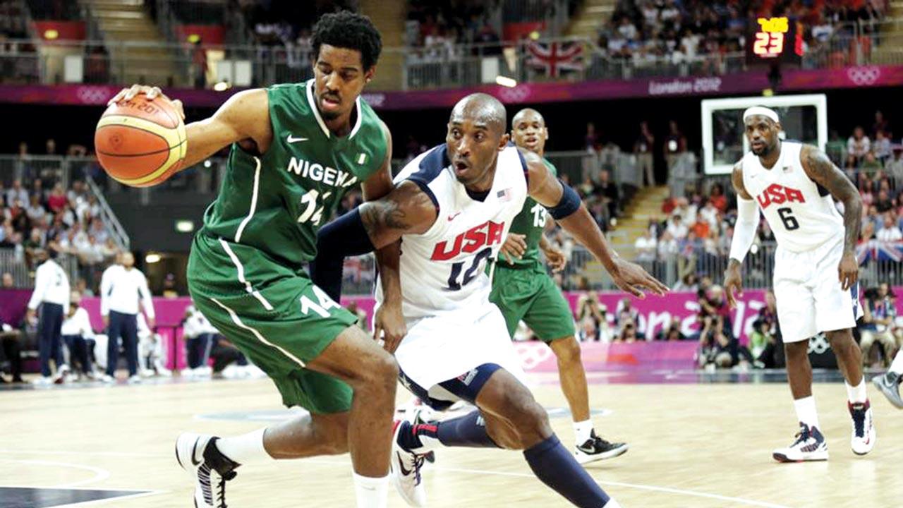 nigeriafiba - FIBA AFROCAN: Nigeria lose second match 55-81 to DR Congo