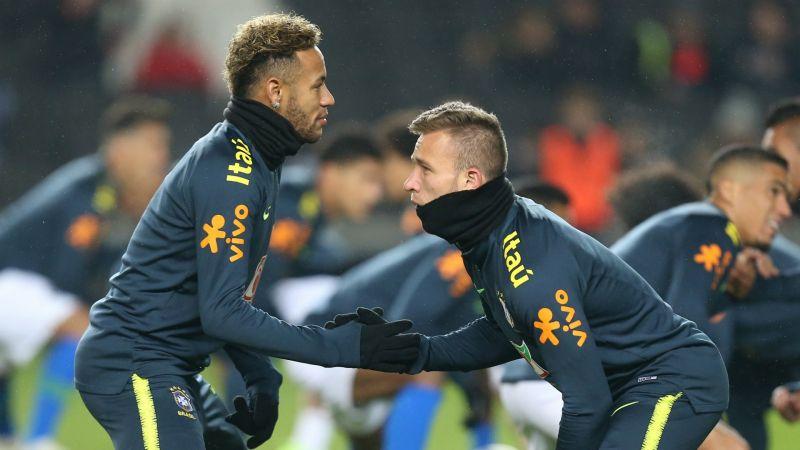 arthur - I regret attending Neymar's birthday party–Barca midfielder