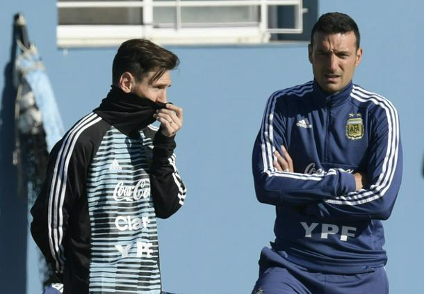 fe166c73 photo0 610 - Messi back for Argentina after eight months absence