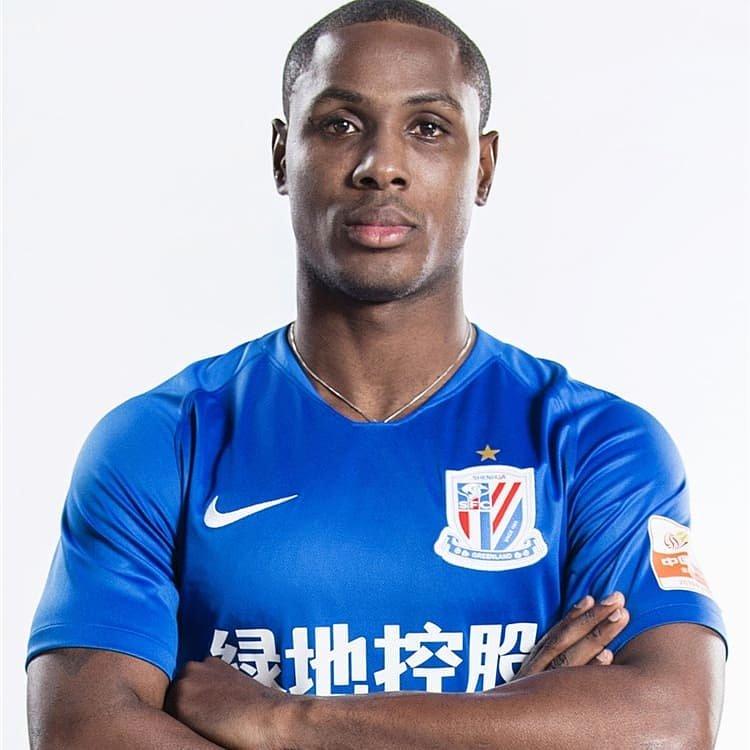 ighalo - Ighalo falls with Shenhua despite scoring