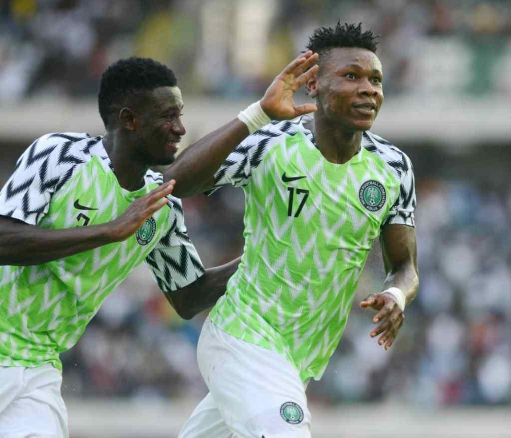 kalu2 - Eagles camp joyful after CAF declares Kalu fit