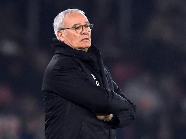 ranieri - Ranieri named Roma boss until June