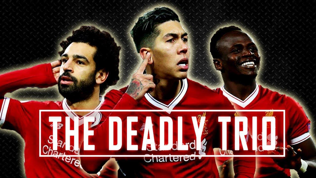 Ahead Champions League Showdwon: Mane, Salah, Firmimo