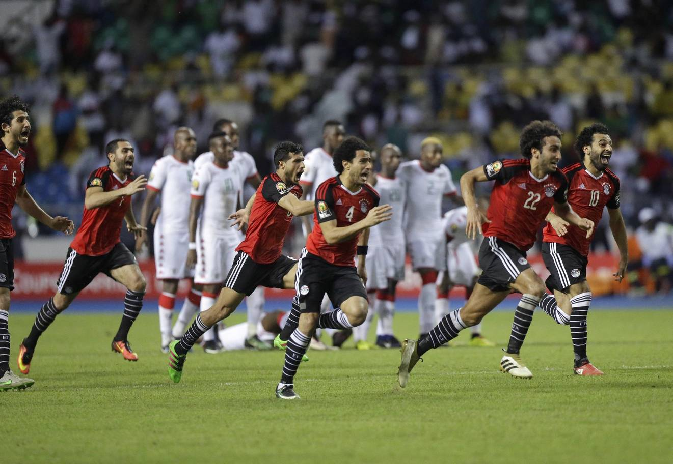 egypt 1 - Five matches to watch at the 2019 Africa Cup of Nations