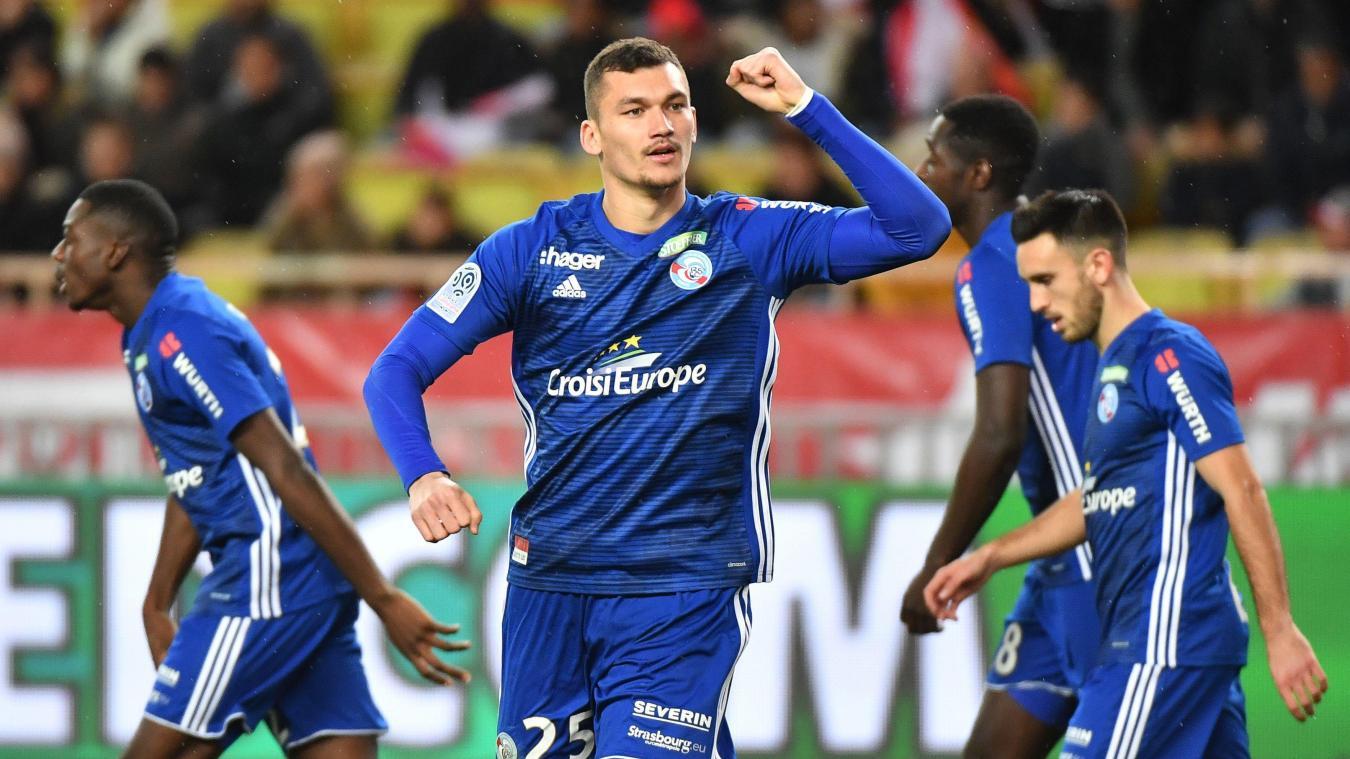 Ludovic Ajorque 1 - Strasbourg's Ludovic Ajorque rejects Madagascar AFCON offer