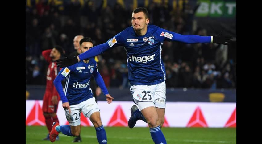 Ludovic Ajorque - Strasbourg's Ludovic Ajorque rejects Madagascar AFCON offer