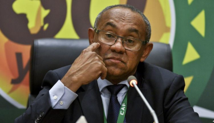 Corruption: FIFA suspends CAF President Ahmad for five years