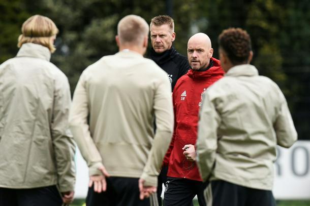 ajax 1 - Ajax hopeful on Neres fitness for Tottenham return leg