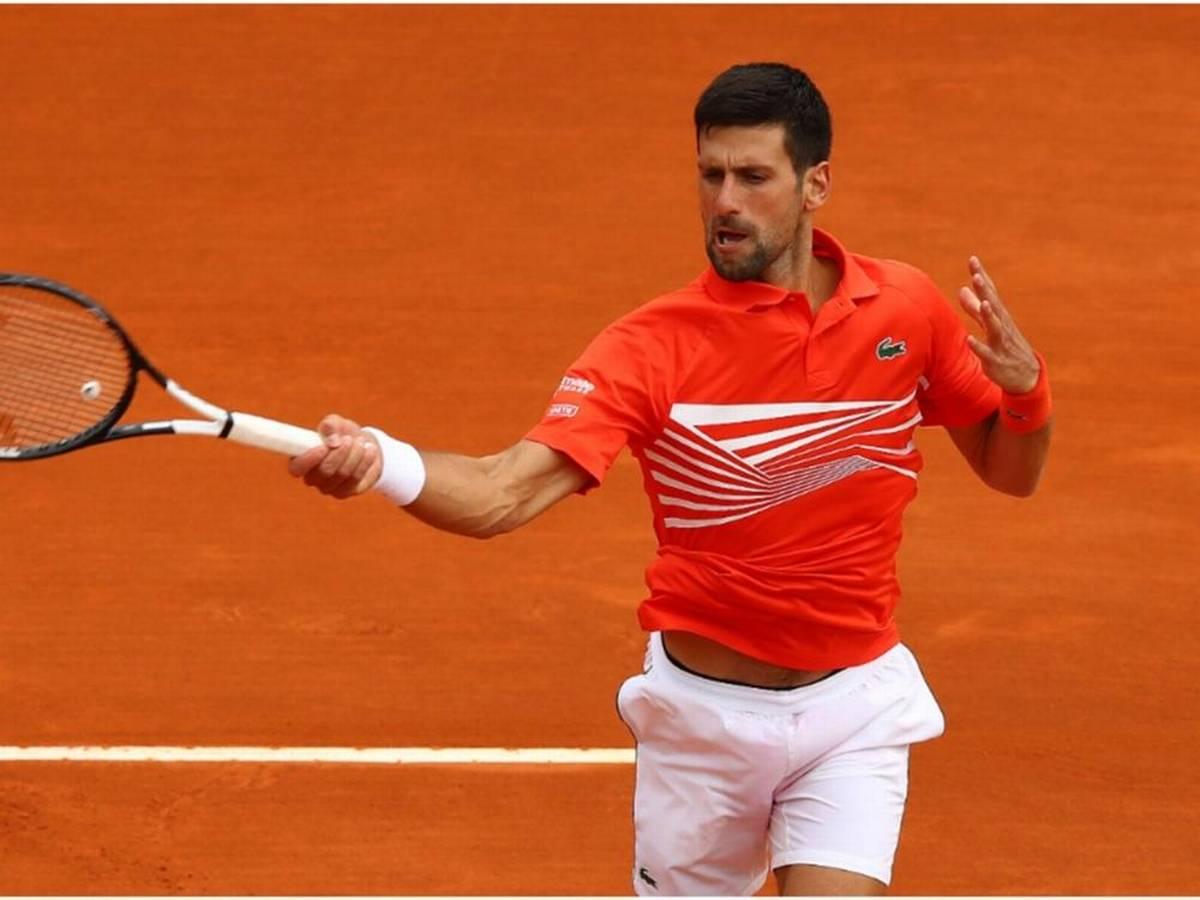 djokovic - Djokovic beats Fritz to reach Madrid Open third round