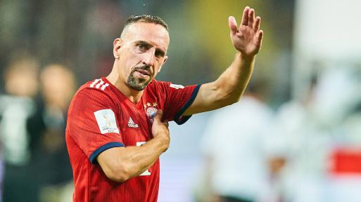 franck ribery fc bayern munchen 2018 19 1537162365 17719 - Ribery: I won't Leave Bayern without 9th Bundesliga title