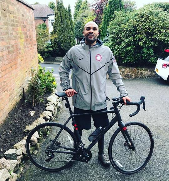 ikeme - Ikeme To Race In Birmingham Charity Cycling