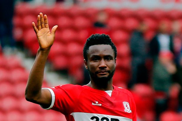 mikel waves - Mikel backs middlesbrough to bounce back