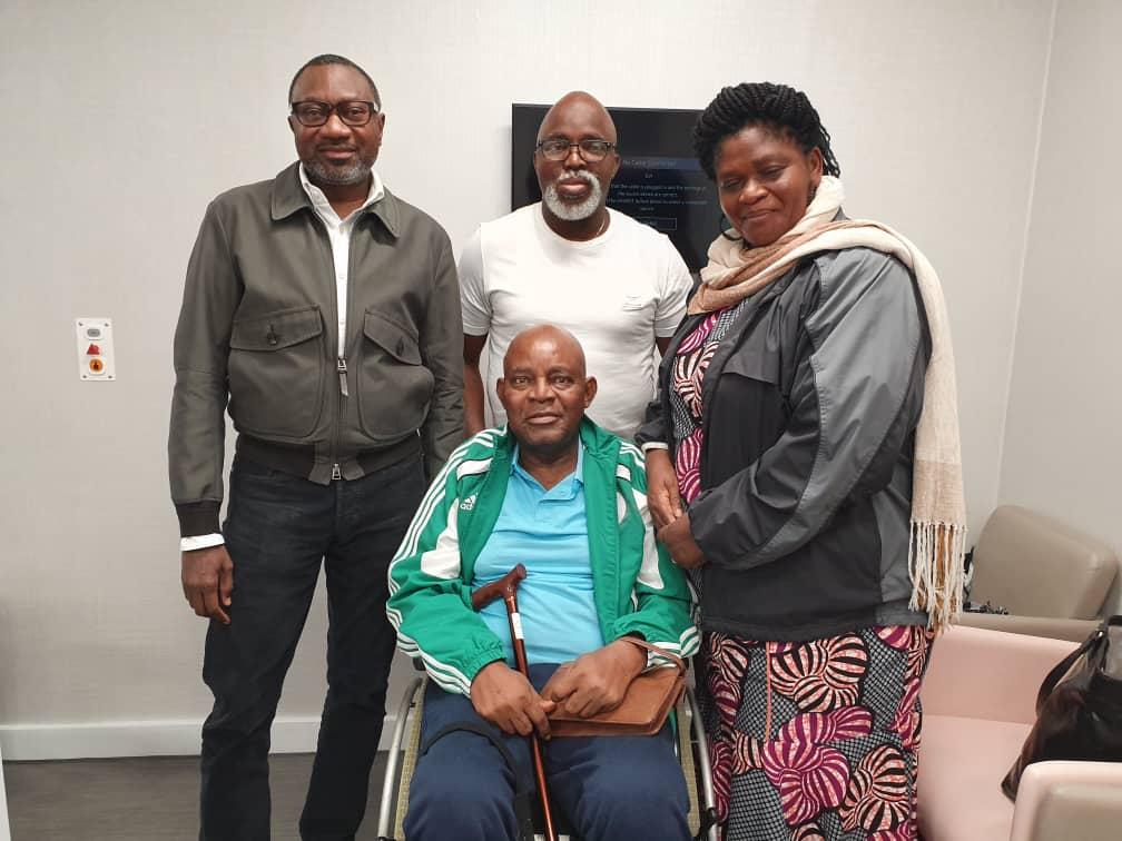 otedola and chukwu - Why I paid Chukwu's medical bills in London–Otedola