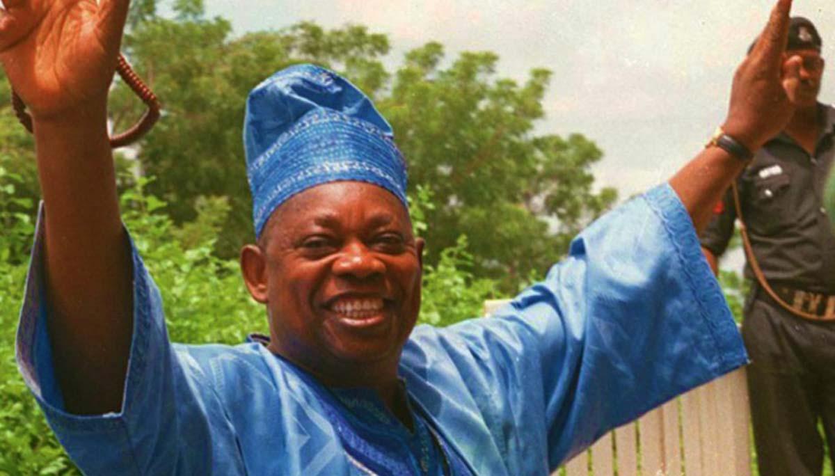abiola - BREAKING! Buhari renames Abuja stadium MKO Abiola Stadium