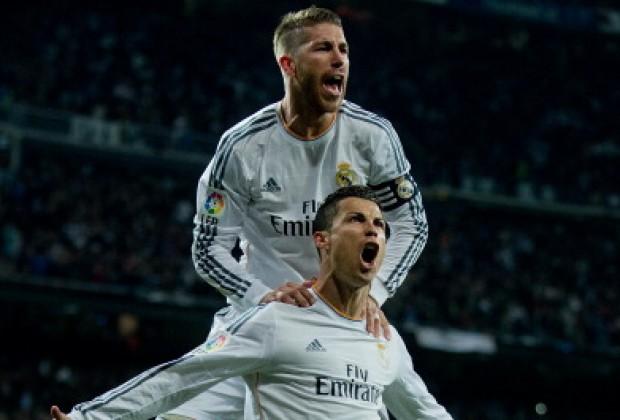 ramos - Ramos: Ronaldo never called me to join Juve