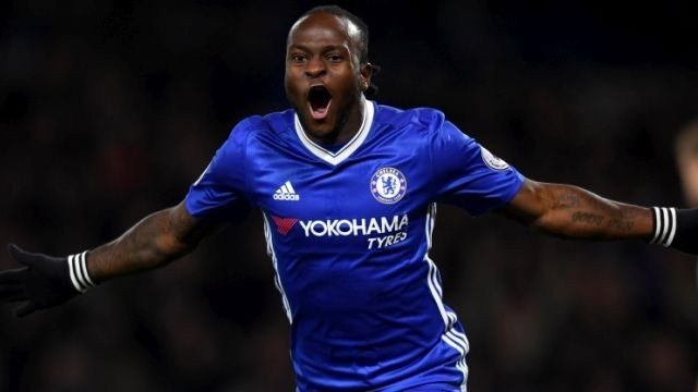 victor moses - Moses Battles Hazard, others for Chelsea Team Of The Decade Winger