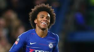 Chelsea chiefs working on securing Willian to new deal
