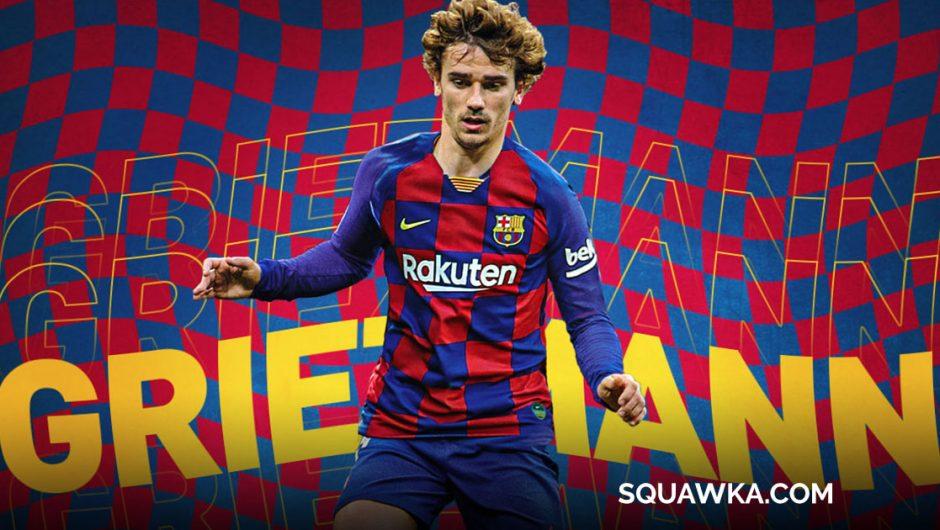 Griezmann Contract 940x530 - Barca sign Griezmann for 120m euros after lengthy pursuit