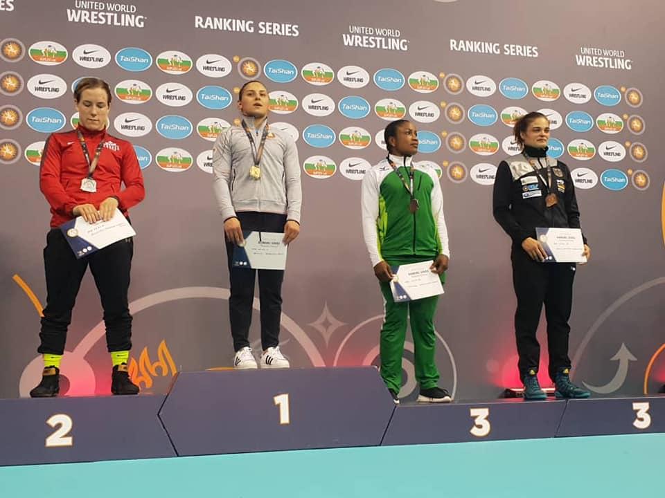 Oborududu series1 1 - Ranking Series: Adekuoroye wins gold, Oborududu bags bronze