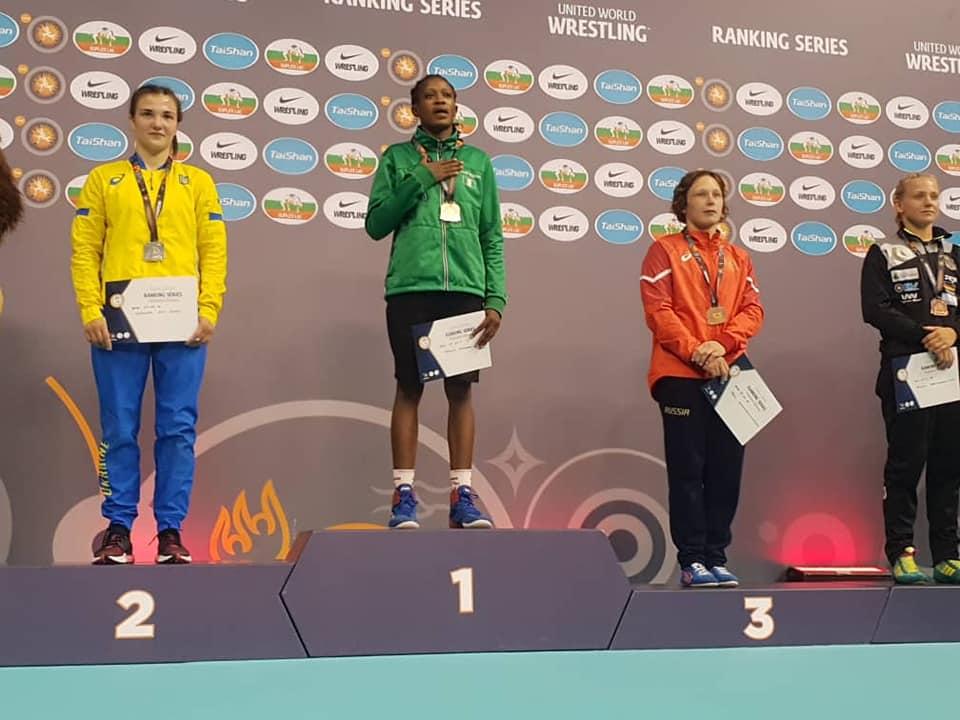 Oborududu series1 2 - Ranking Series: Adekuoroye wins gold, Oborududu bags bronze