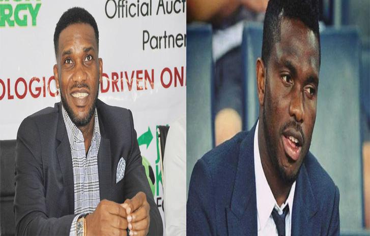 Okocha Yobo - AFCON 2019: Yobo, Okocha hail VAR decision against Eagles