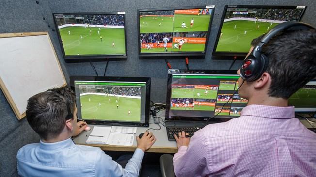VAR - VAR ready to roll in Nigeria/South Africa quarterfinal clash