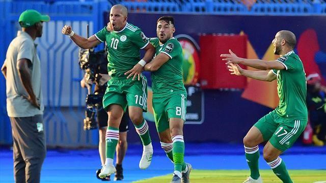 algeria 1 - Algeria down Cote d'Ivoire on penalties to face Nigeria in semis