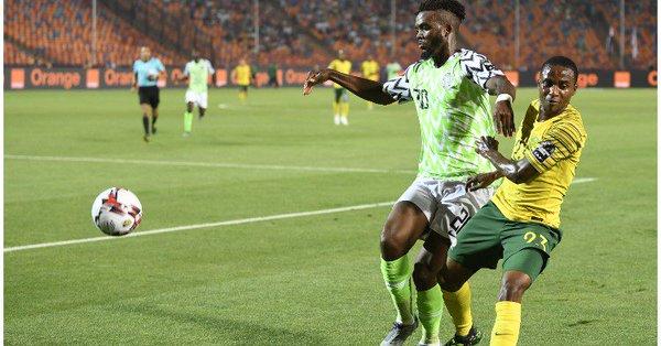 awaziem - Rohr says VAR delay unsettled Super Eagles