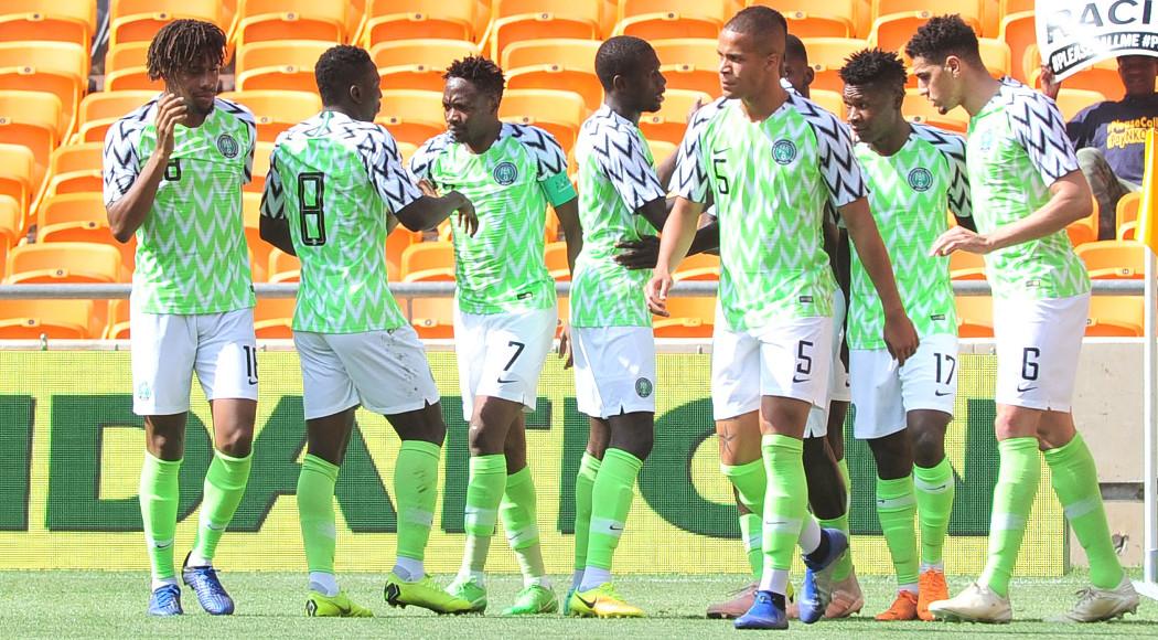 eagles agaisnt zimb 1 - Eagles Big Players Pray to Avoid Mahrez in AFCON Semi-final