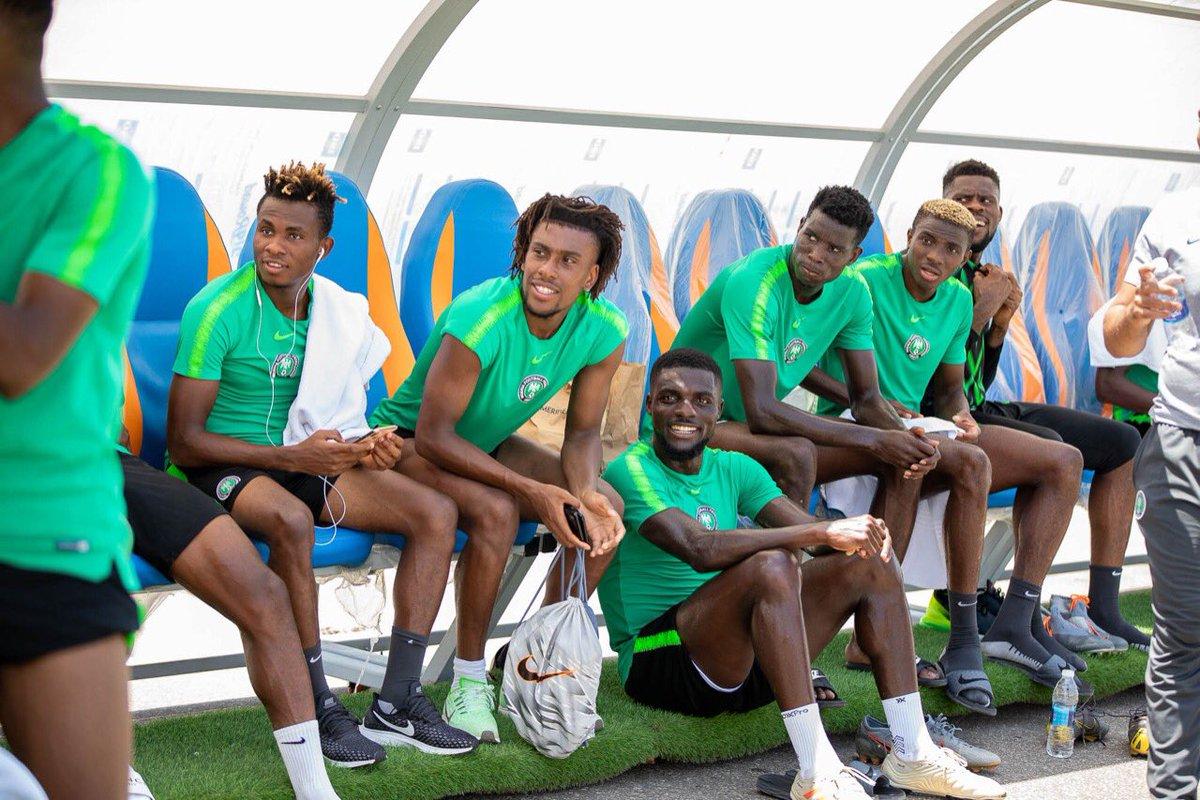 eagles and training - Dangote, Otedola promise Eagles $50,000, $25,000 per goal