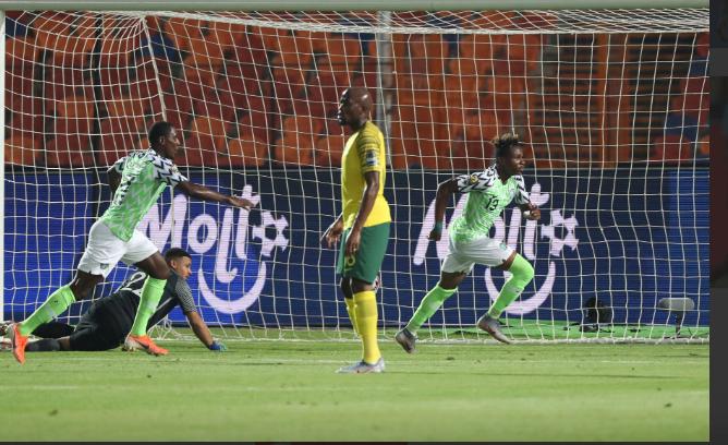 eagles goal joo - Algeria versus Nigeria: Flash back March 1990 on their mind!