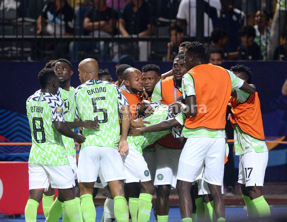 ighalo 2 - Rohr vows to ring changes in defence against South Africa