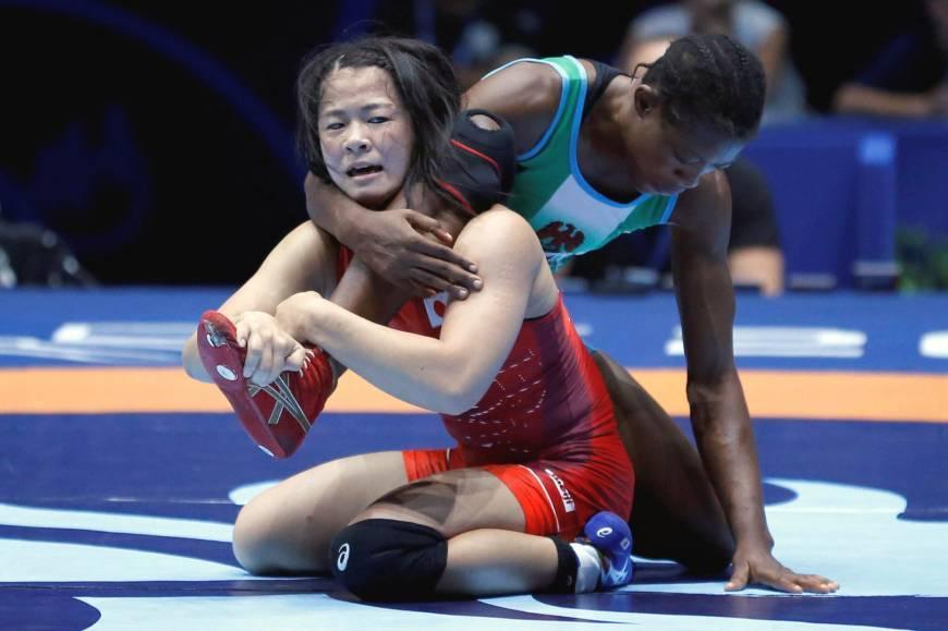odun 1 - Eyes on Adekuoroye as wrestlers battle for points in Turkey