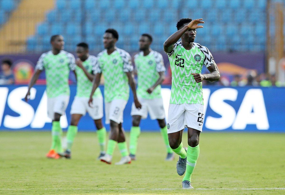 omeruo - Omeruo: Eagles ready for Algeria antics