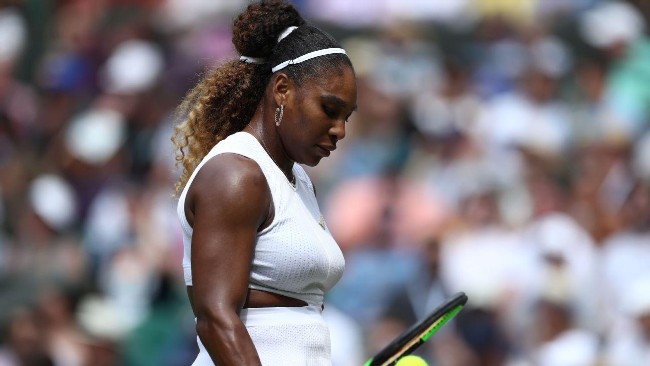 serena williams - Serena Williams fined $10,000 for damaging Wimbledon court