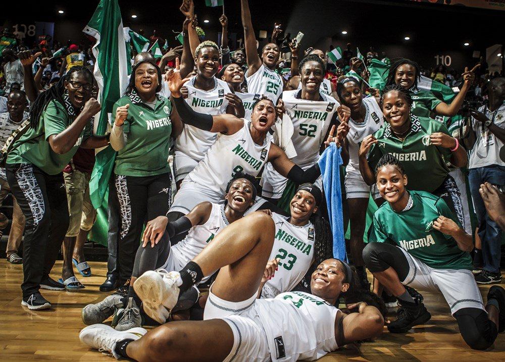 Afrobasket 2019: Buhari hails D'Tigress for victory