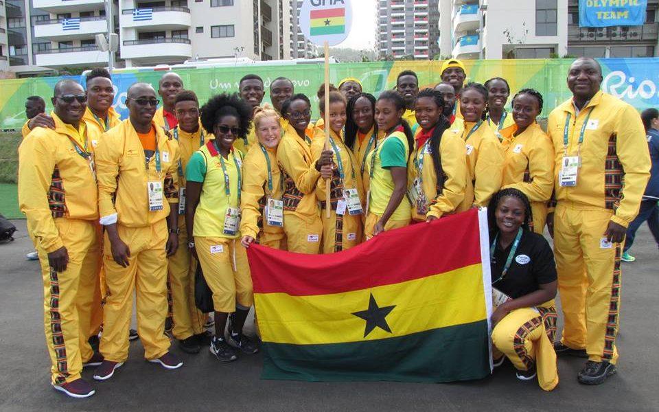 Ghana dangles $3000 on gold medalists
