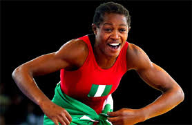 Adekuoroye says Female wrestlers won't disappoint